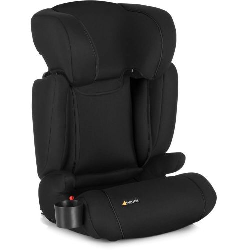 New Hauck Bodyguard Pro Group 2/3 Baby Car seat+Isofix Base in Black 3-12 years